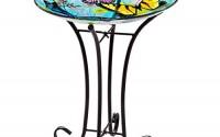 Topadorn-Bird-Bath-Bowl-Garden-Décor-Glass-Plate-Birdbath-with-Metal-Stand-Butterfly-Bird-Bath-9.jpg
