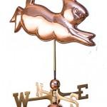 East-Coast-Weathervanes-and-Cupolas-Rabbit-Weathervane-Polished-Copper-68.jpg